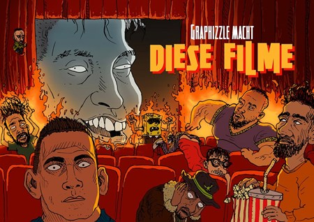 "Picture of GRAPHIZZLE NOVIZZLE ""GRAPHIZZLE MACHT DIESE FILME"" - COMIC"