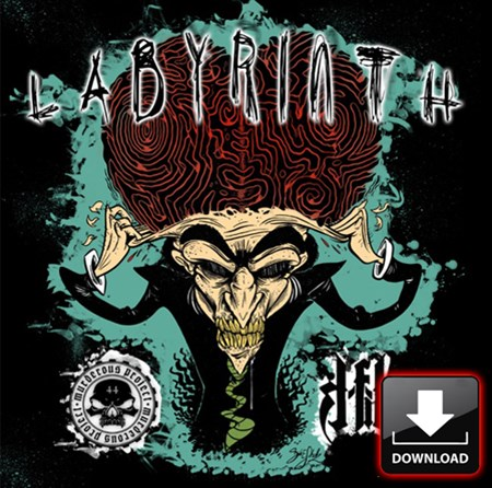 "Picture of K-Fik ""Labyrinth"" [Digital]"