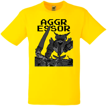Picture of AGGRESSOR - SHIRT