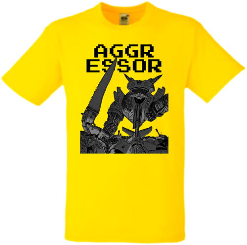 Picture of AGGRESSOR - SHIRT, Picture 1
