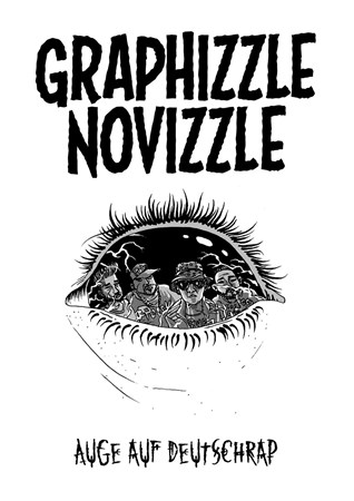 "Picture of GRAPHIZZLE NOVIZZLE ""AUGE AUF DEUTSCHRAP"" - COMIC"