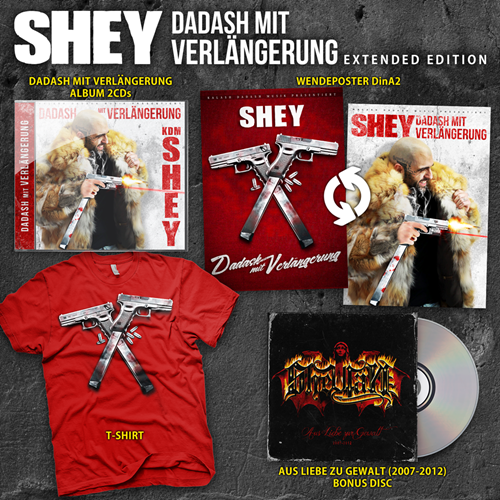 Picture of KDM Shey - Dadash mit Verlängerung (ALZGUA) EXTENDED EDITION, Picture 1