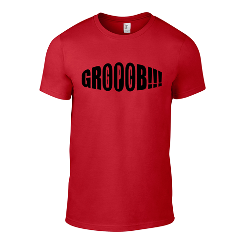 Picture of GROOOB- SHIRT [rot], Picture 1