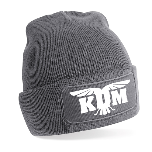 Picture of KDM - BEANIE (grau), Picture 2