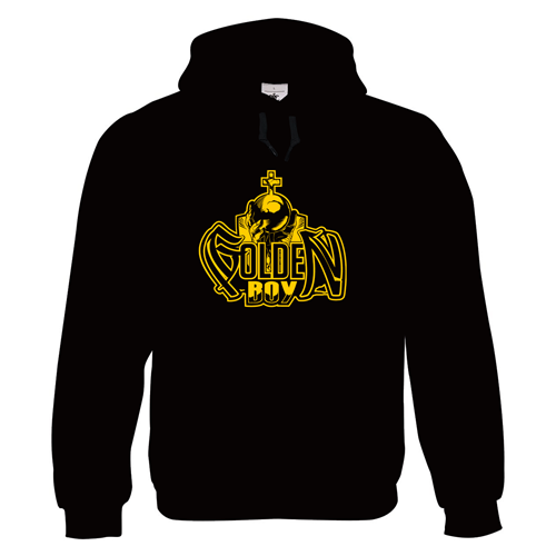 Picture of GOLDEN SANCTUARY - HOODY (schwarz), Picture 2