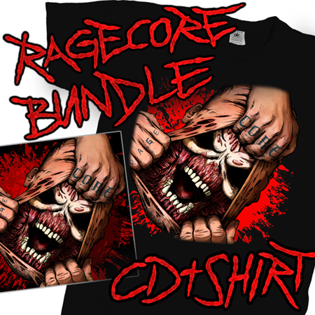 Picture of Hässlich  - Ragecore BUNDLE