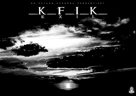 "Picture of K-Fik ""Exil"" Poster"